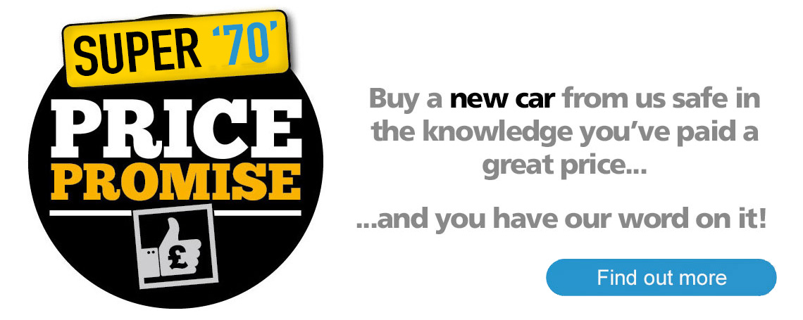 New Car Price Promise at Motorparks