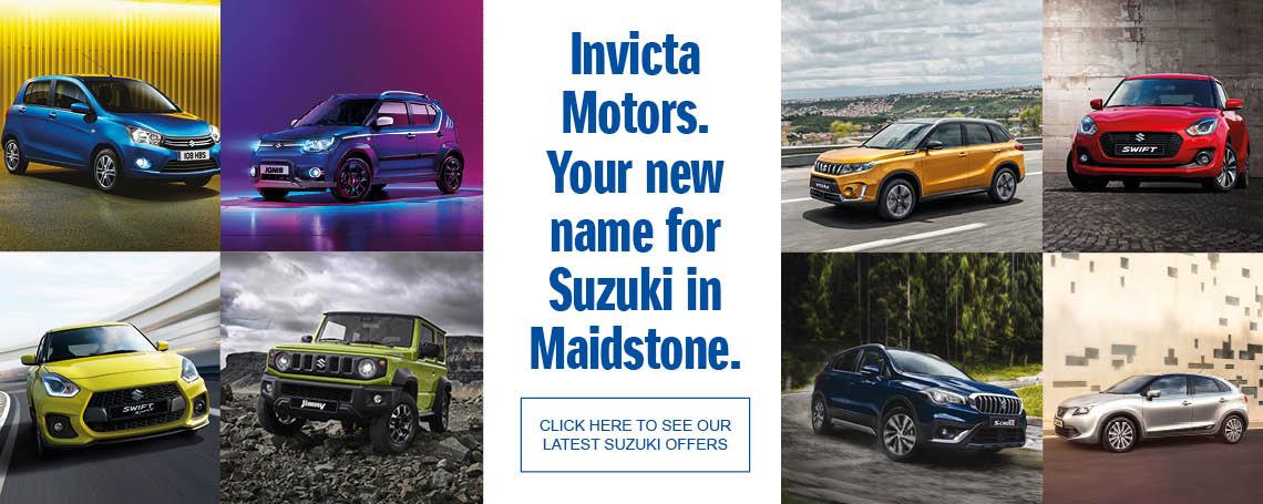 256b60324ea14 Suzuki - New Invicta Motors Maidstone