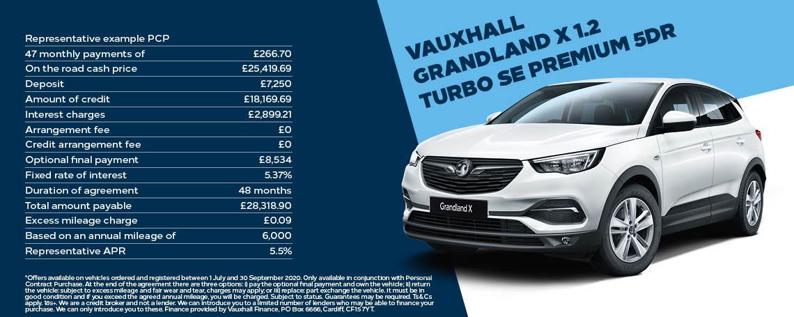Vauxhall Crossland X Turbo Elite Nav Offer