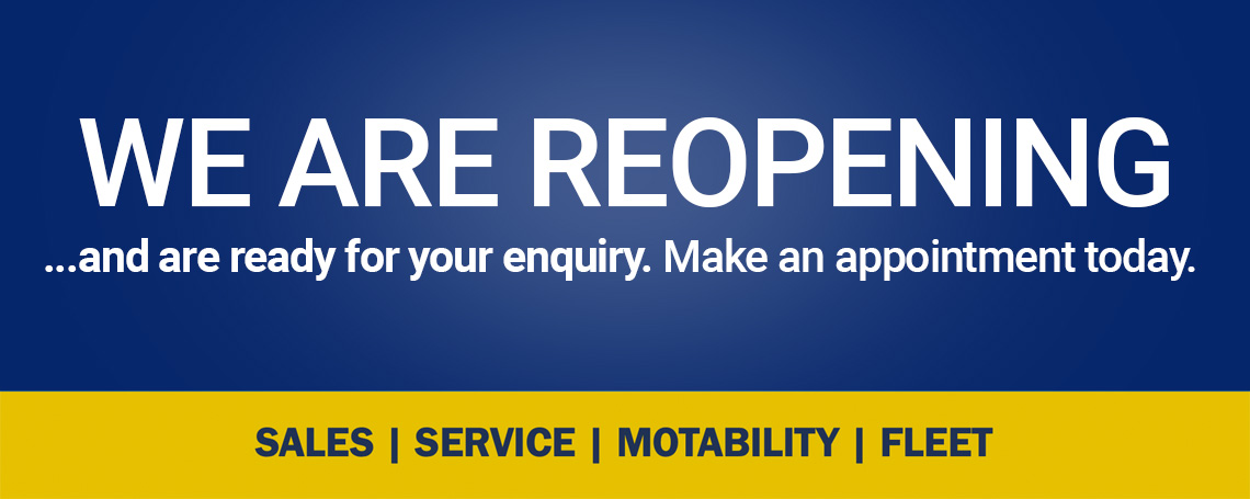 Motorparks - We are reopening and are ready for your enquiry