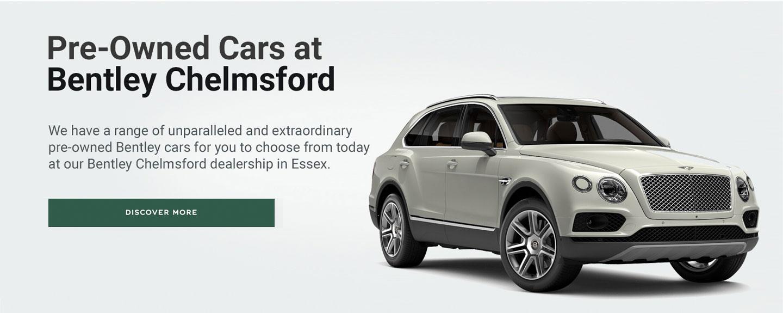 Bentley Chelmsford - Now Open
