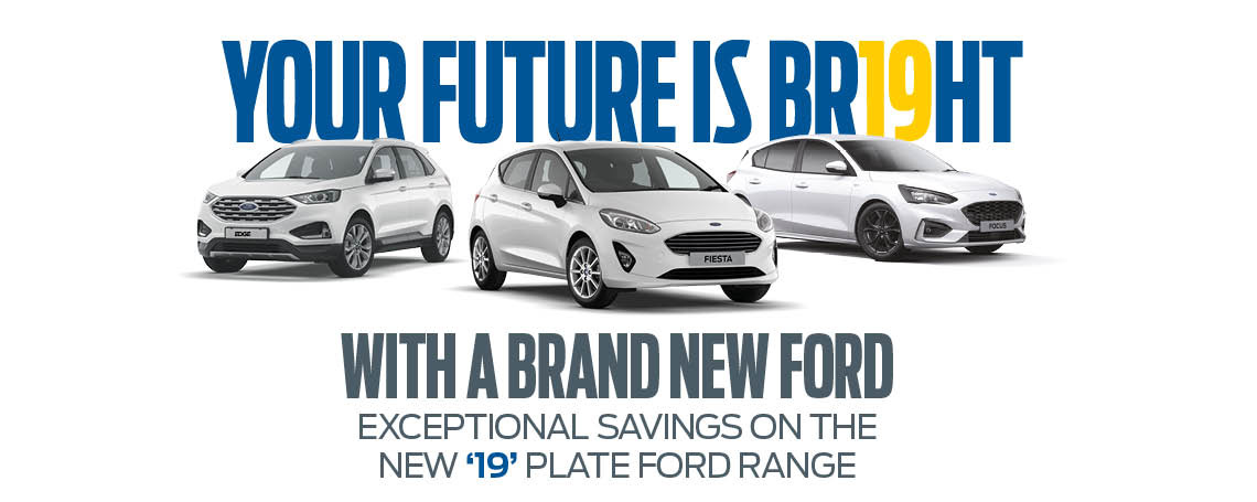 19 Plate Ford Cars at Motorparks