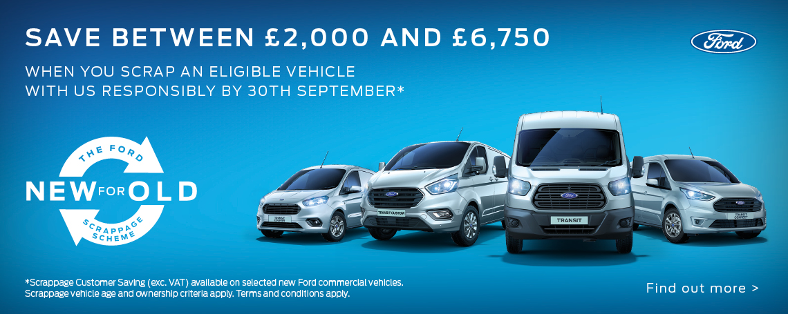 Ford Commercial Scrappage Scheme