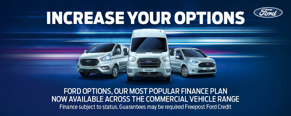 Ford Options Offer