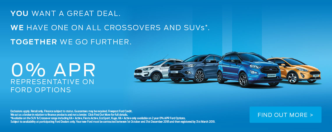 Ford Finance Offer