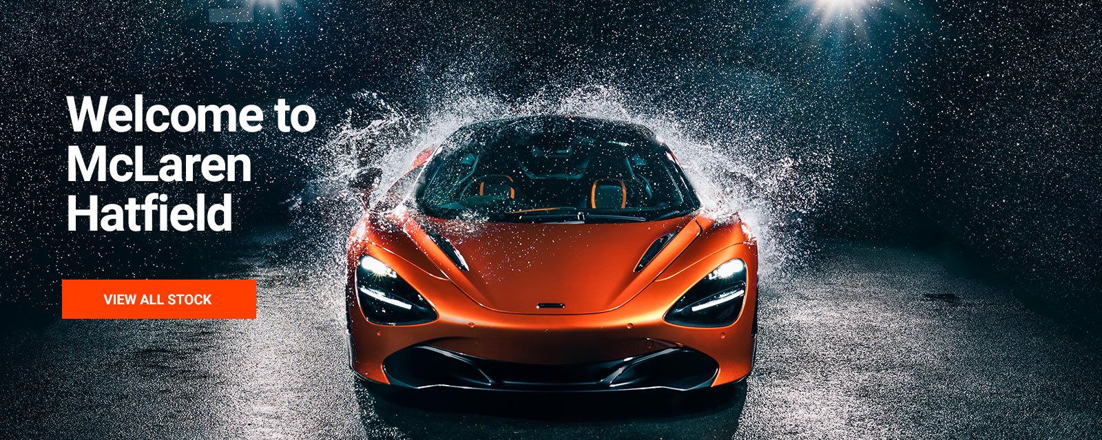 Pre-Owned Cars at McLaren Hatfield