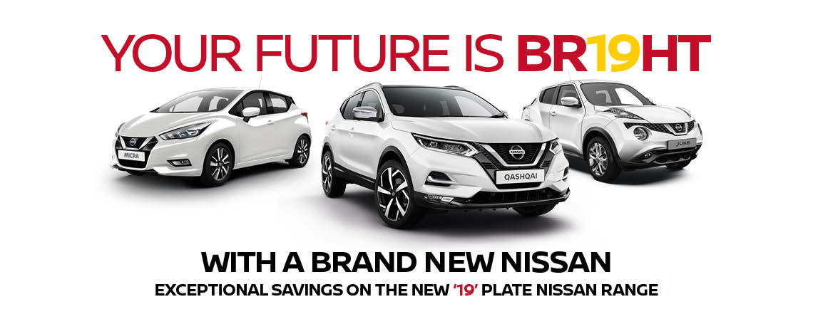 19 Plate Nissan Cars at Motorparks