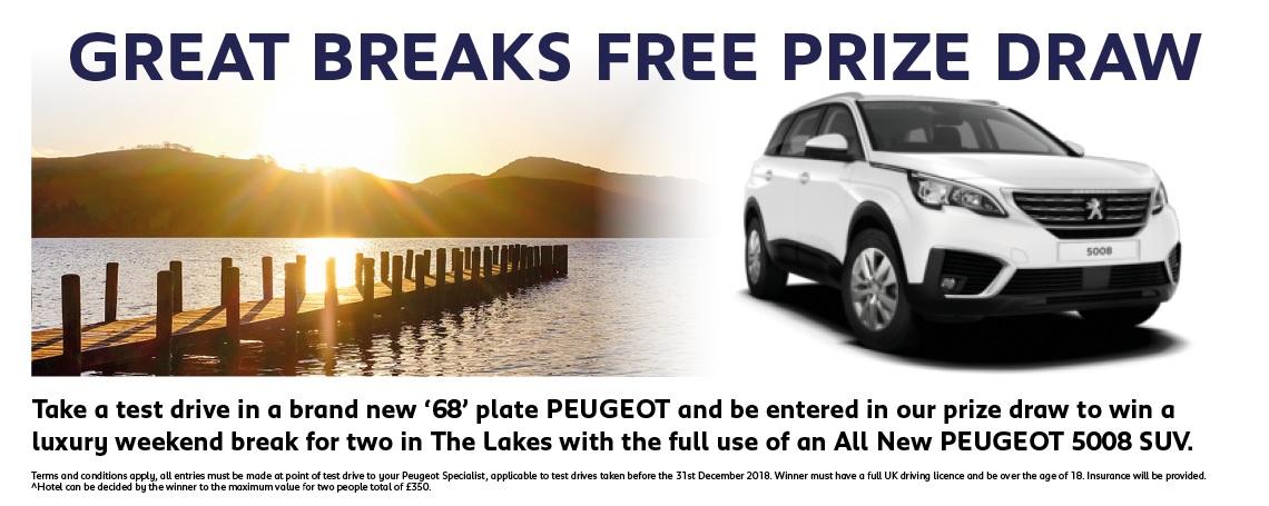 Peugeot Great Breaks