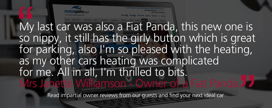 Fiat Panda Owner Reviews