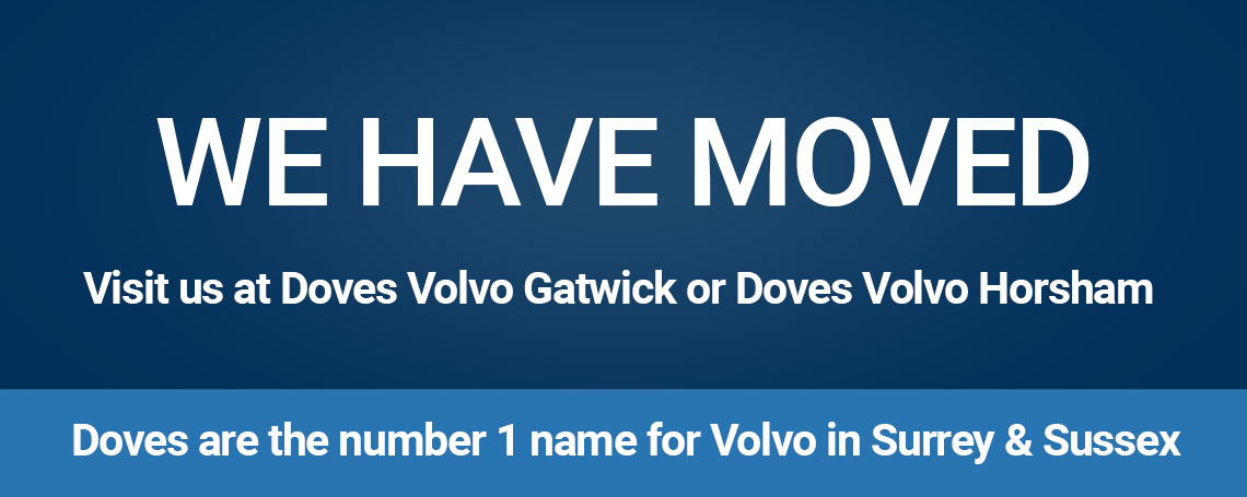 Doves Volvo - The Number 1 For Volvo in Surrey & Sussex
