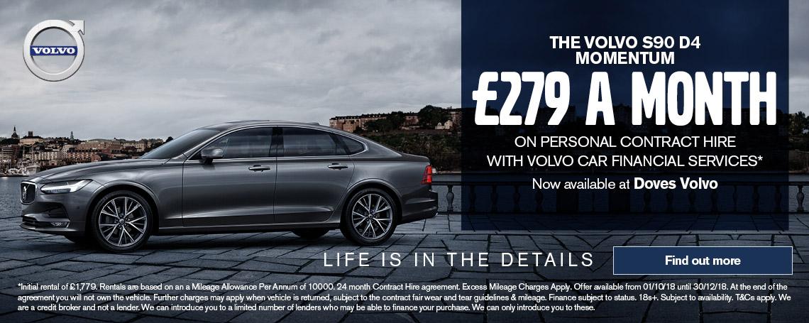 Volvo S90 Offer