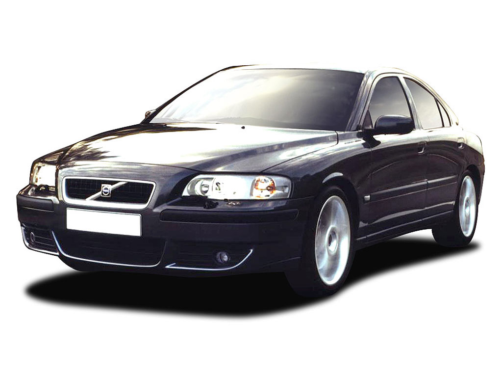 VOLVO S60 R 2.5 4dr Geartronic [6] (2005-2007)