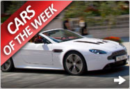 Aston Car of the Week