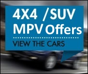 Warrington 4x4 Offers