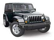 Jeep Wrangler Offers