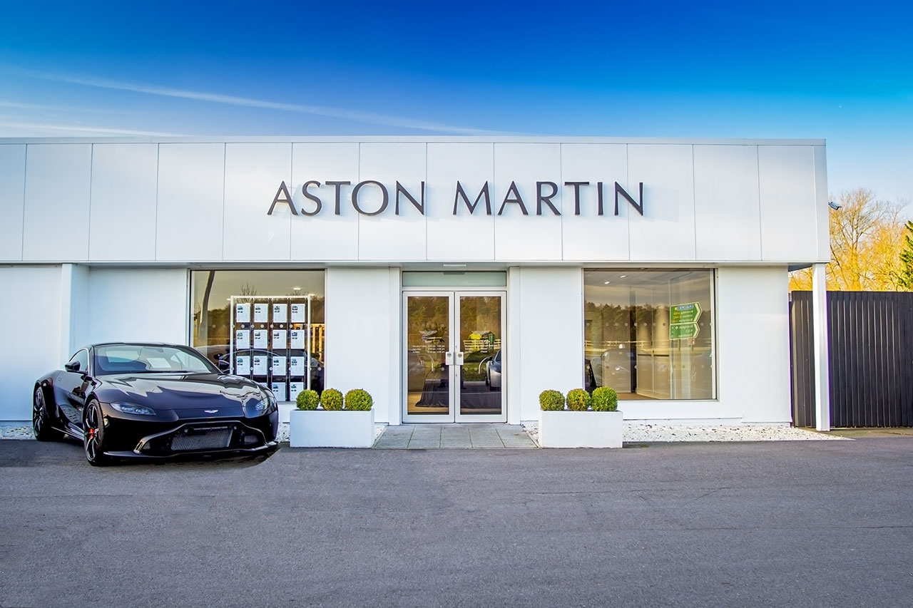 Grange Aston Martin Birmingham Grange - Aston martin dealers
