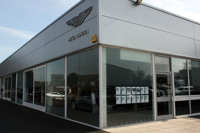 Grange Aston Martin Brentwood Grange - Aston martin dealerships