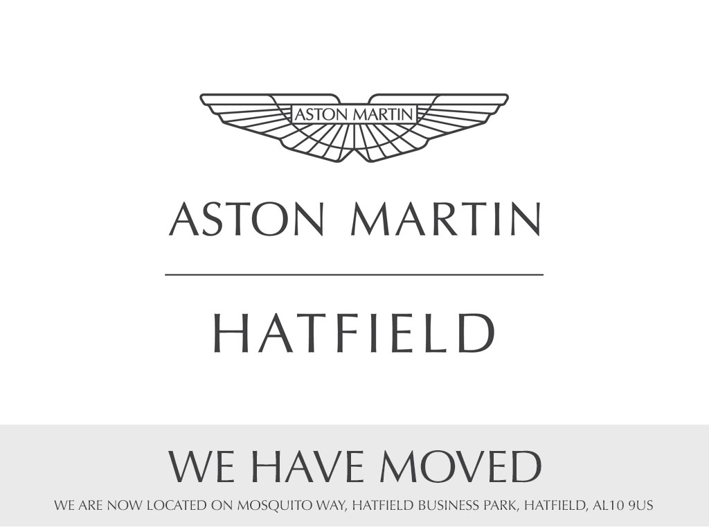 Aston Martin Hatfield Opens - A new luxury retail experience