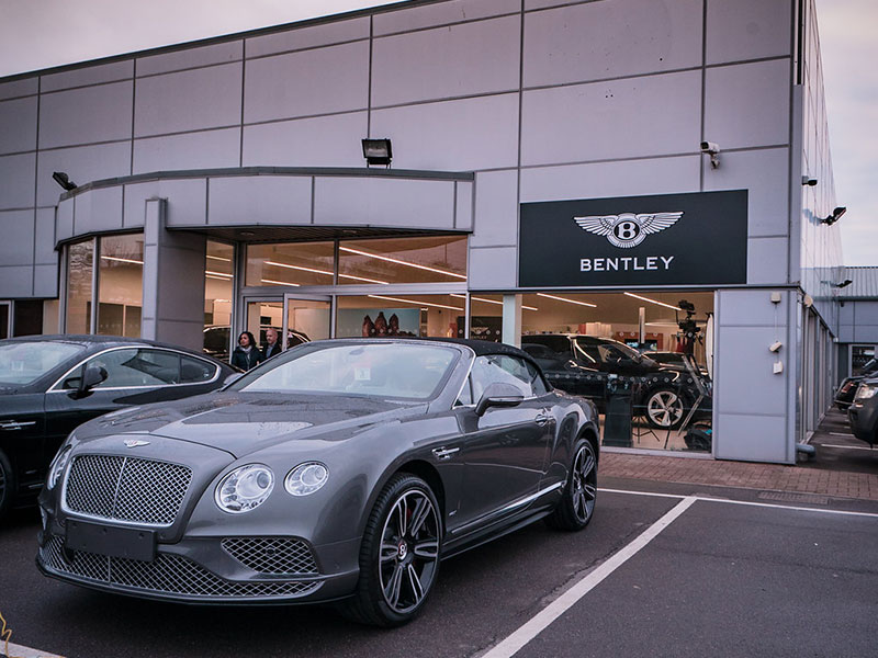 Bentley Chelmsford