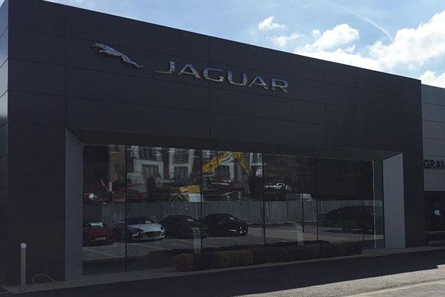 Jaguar Barnet