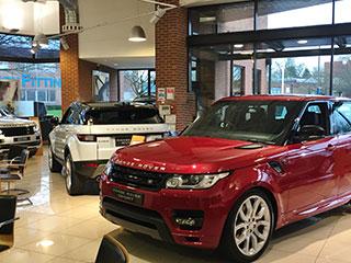 Grange Land Rover Welwyn | Grange