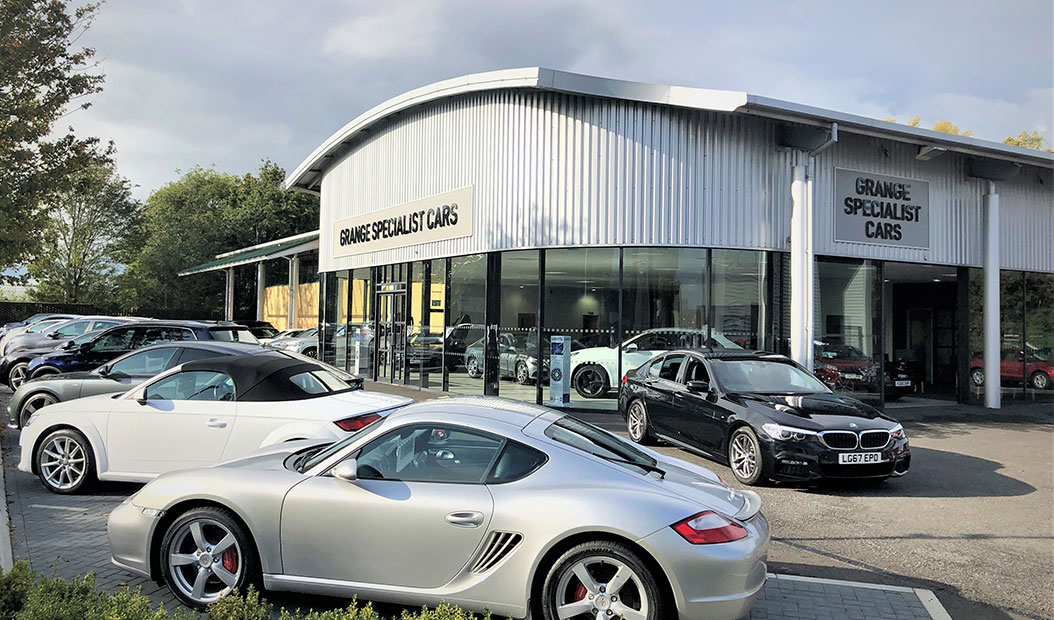 Grange Specialist Cars Swindon