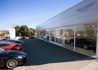Aston Martin Brentwood