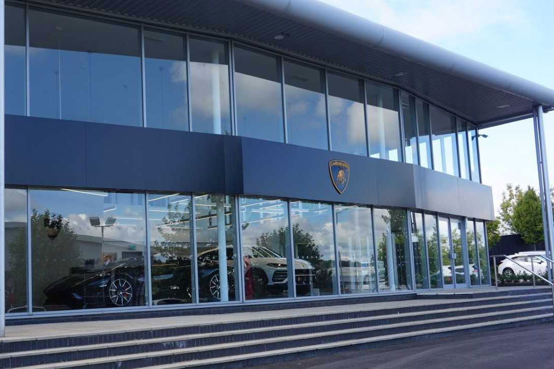Lamborghini Tunbridge Wells