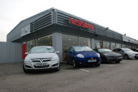 Warrington Motors Fiat and Nissan