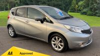 Nissan Note 1.2 DiG-S Tekna 5dr Automatic Hatchback (2014) at Ford Wimbledon thumbnail image