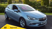 Vauxhall Astra 1.6 CDTi 16V 136 SRi 5dr Diesel Hatchback (2019) at Warrington Motors Fiat, Peugeot and Vauxhall thumbnail image