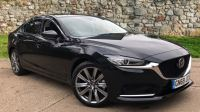 Mazda 6 2.2d Sport Nav+ 4dr Diesel Saloon (2019) available from Jaguar Swindon thumbnail image