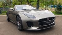 Jaguar F-TYPE 3.0 380 Supercharged V6 R-Dynamic Unregistered SAVE 7830 !!  Automatic 2 door Convertible (2020) available from Jaguar Barnet thumbnail image