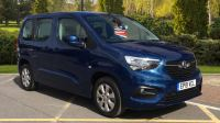 Vauxhall Combo Life 1.5 Turbo D Energy 5dr [7 seat] Diesel Estate (2019) at County Motor Works Vauxhall thumbnail image