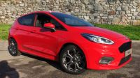 Ford Fiesta ST-Line 1.0T EcoBoost 125PS with Start/Stop 6 Speed  5 door Hatchback (2020) at Ford Ashford thumbnail image