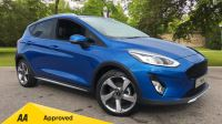 Ford Fiesta Active X 1.0T EcoBoost 140PS 5 door Hatchback (2020) at Ford Thanet thumbnail image