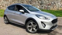 Ford Fiesta Active 1 1.0T EcoBoost 100PS with Start/Stop 6 Speed  5 door Hatchback (2020) at Ford Ashford thumbnail image