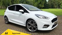 Ford Fiesta ST-Line X 1.0T EcoBoost 125PS with Start/Stop 6 Speed  5 door Hatchback (2019) at Ford Canterbury thumbnail image