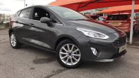Ford Fiesta Titanium X 1.0T EcoBoost 125PS Euro 6.2 6 Speed  5 door Hatchback (2020) at Ford Ashford thumbnail image