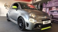 Abarth 595C 1.4 T-Jet 165 Pista 70th Anniversary SPECIAL EDITION 2 door Convertible (19MY) at Preston Motor Park Abarth, Alfa Romeo, Fiat, Jeep and Volvo thumbnail image