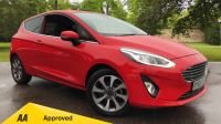 Ford Fiesta 1.5 TDCi Zetec 3dr Diesel Hatchback (2018) at Ford Thanet thumbnail image