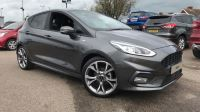 Ford Fiesta ST-Line X 1.0T EcoBoost 140PS 6 Speed 5 door Hatchback (2020) at Ford Thanet thumbnail image