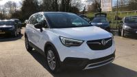 Vauxhall Crossland X 1.2 (83) Griffin (Start Stop) 5 door Hatchback (20MY) at County Motor Works Vauxhall thumbnail image