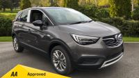 Vauxhall Crossland X 1.2 (83) Griffin (Start Stop) 5 door Hatchback (20MY) at Warrington Motors Fiat, Peugeot and Vauxhall thumbnail image