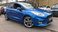 Ford Fiesta ST-Line X 1.0T EcoBoost 125PS 6 Speed 5 door Hatchback (2020) at Ford Wimbledon thumbnail image