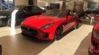 Jaguar F-TYPE 3.0 380 Supercharged V6 R-Dynamic AWD Automatic 2 door Convertible (20MY) available from Jaguar Swindon thumbnail image