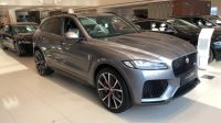 Jaguar F-PACE 5.0 Supercharged V8 SVR AWD Automatic 5 door Estate (20MY) available from Jaguar Swindon thumbnail image