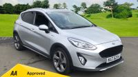 Ford Fiesta 1.0 EcoBoost 125 Active X 5dr Hatchback (2019) at Ford Canterbury thumbnail image