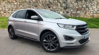 Ford Edge 2.0 TDCi 210 Sport 5dr Powershift Diesel Automatic MPV (2017) available from Warrington Motors Fiat, Peugeot and Vauxhall thumbnail image