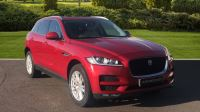 Jaguar F-PACE 2.0d Portfolio 5dr AWD Diesel Automatic Estate (2016) at Jaguar Hatfield thumbnail image